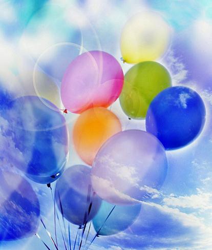 Стих про шарики воздушные